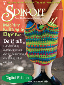 Spin-Off, Fall 2006 Digital EditionImage