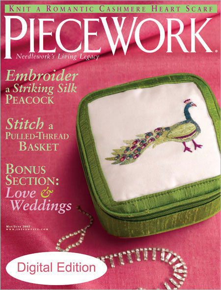 PieceWork, May/June 2005 Digital EditionImage