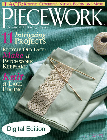 PieceWork, July/August 2005 Digital EditionImage