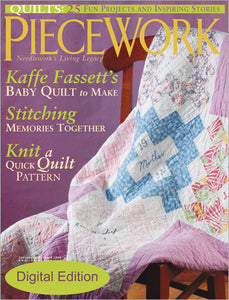 PieceWork, September/October 2005 Digital EditionImage