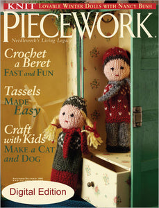 PieceWork, November/December 2005 Digital EditionImage