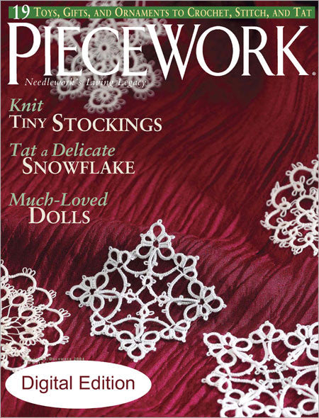 PieceWork, November/December 2004 Digital EditionImage