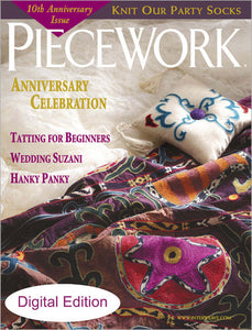 PieceWork, September/October 2003 Digital EditionImage