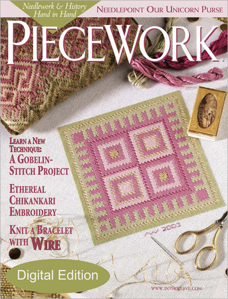 PieceWork, May/June 2003 Digital EditionImage