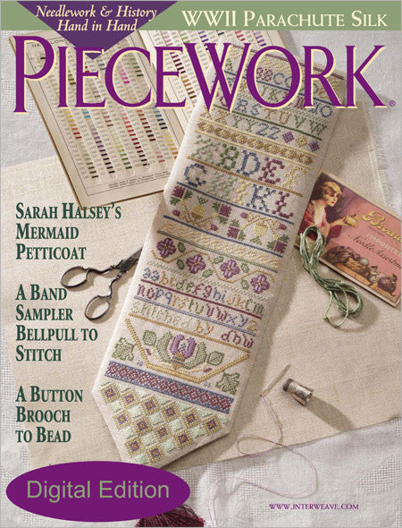 PieceWork, January/February 2003 Digital EditionImage