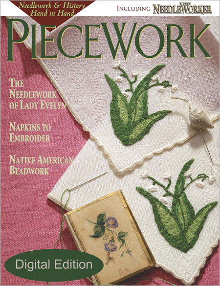 PieceWork, March/April 2002 Digital Edition Image