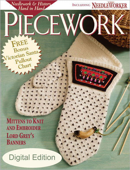 PieceWork, September/October 2002 Digital EditionImage