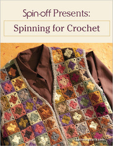 Spin-Off Presents: Spinning for Crochet eBookImage