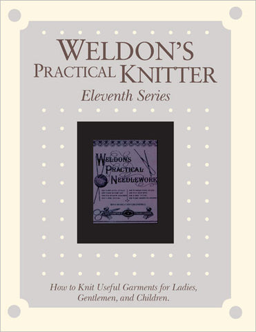 Weldon's Practical Knitter Series 11 eBookImage