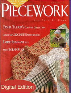 PieceWork, March/April 1997 Digital EditionImage