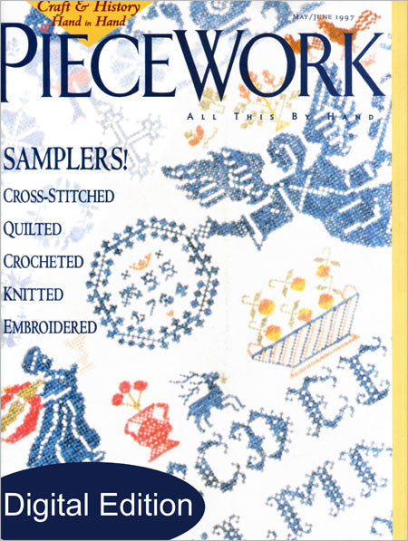 PieceWork, May/June 1997 Digital EditionImage