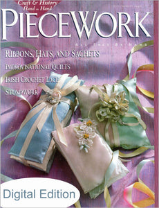 PieceWork, July/August 1997 Digital EditionImage
