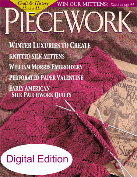 PieceWork, January/February 1999 Digital EditionImage