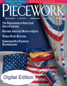 PieceWork, July/August 1999 Digital EditionImage