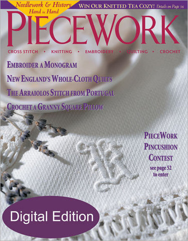 PieceWork, September/October 1999 Digital EditionImage