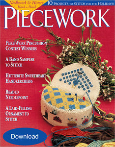 PieceWork, July/August 2000 Digital EditionImage