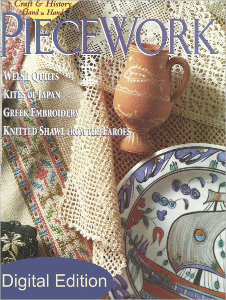 PieceWork, January/February 1998 Digital EditionImage