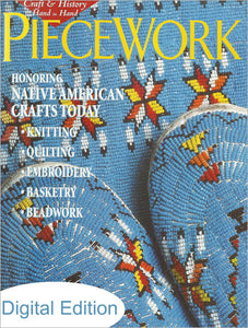 PieceWork, July/August 1998 Digital EditionImage