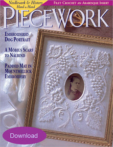 PieceWork, May/June 2001 Digital EditionImage