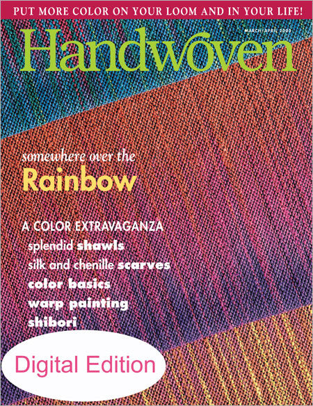 Handwoven, March/April 2000 Digital EditionImage