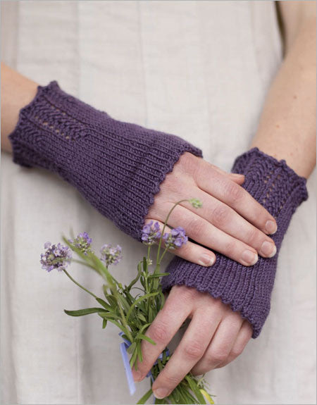 Hetty's Sunday Cuffs Knitting Pattern DownloadImage