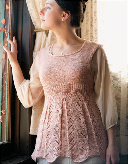 Emma's Chemise Knitting Pattern DownloadImage
