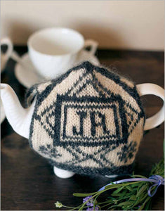 Miss Smith's Tea Cozy Knitting Pattern DownloadImage
