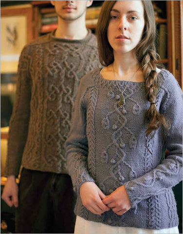 An Aran for Anne Knitting Pattern DownloadImage