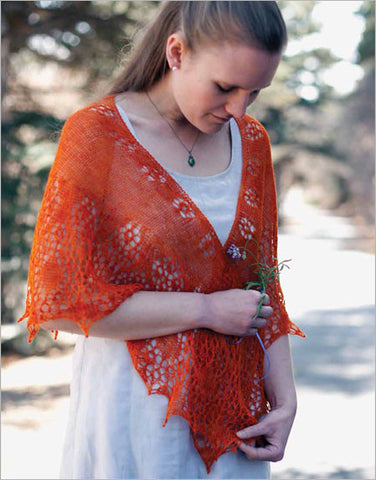 Frederica Shawlette Knitting Pattern DownloadImage