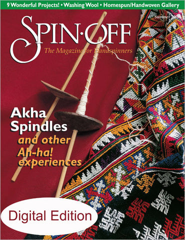 Spin-Off, Summer 2000 Digital EditionImage