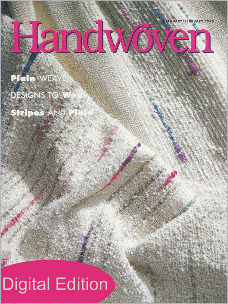 Handwoven, January/February 1998 Digital EditionImage