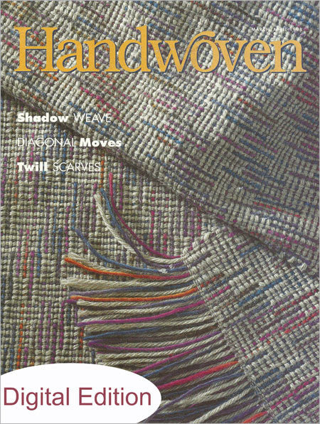 Handwoven, March/April 1998 Digital EditionImage