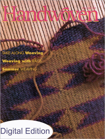 Handwoven, May/June 1997 Digital EditionImage