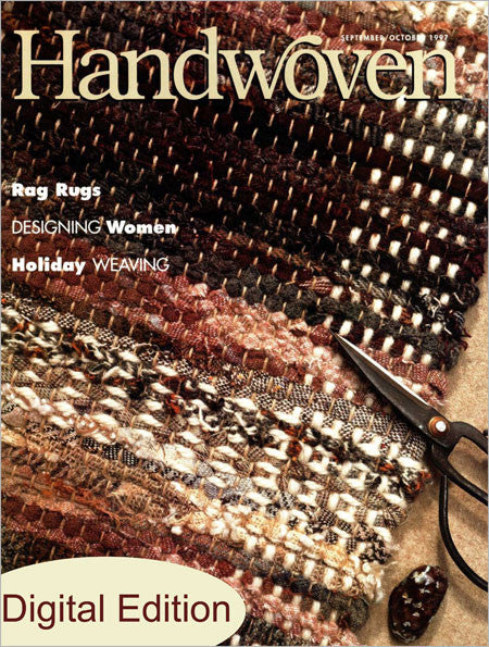 Handwoven, September/October 1997 Digital EditionImage