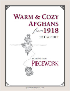 Warm & Cozy Afghans from 1918 to Crochet eBookImage