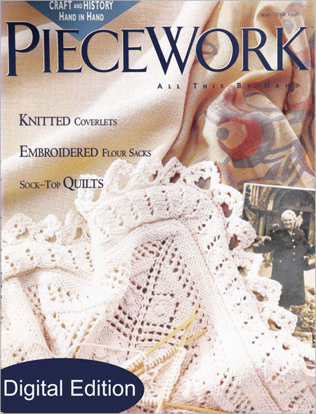 PieceWork, May/June 1996 Digital EditionImage