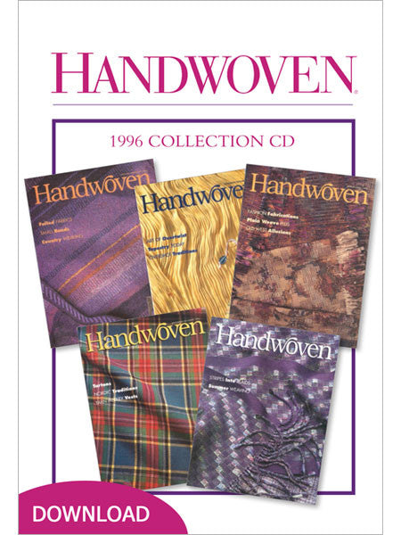 Handwoven 1996 Collection DownloadImage