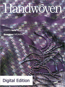Handwoven, May/June 1996 Digital EditionImage