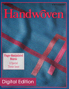 Handwoven, May/June 1994 Digital EditionImage