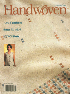 Handwoven, March/April 1995 Digital EditionImage