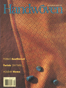 Handwoven, September/October 1995 Digital EditionImage