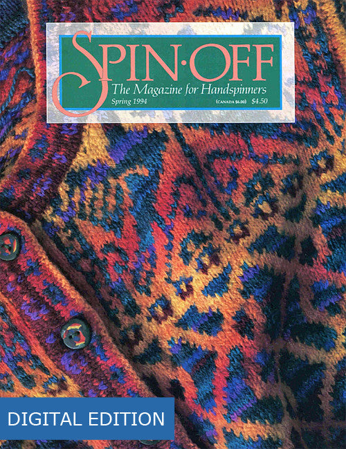 Spin-Off, Spring 1994 Digital EditionImage