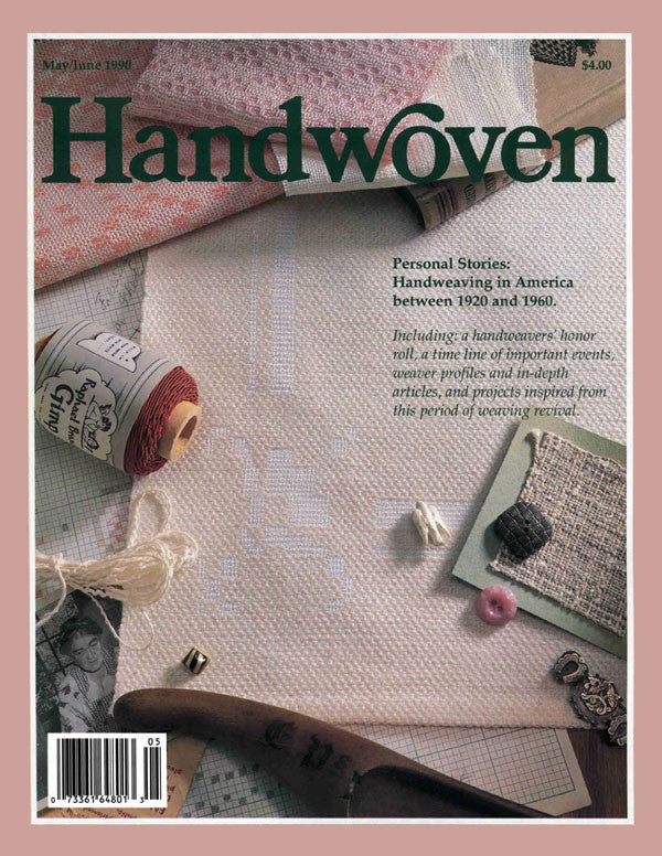 Handwoven, May/June 1990 Digital EditionImage