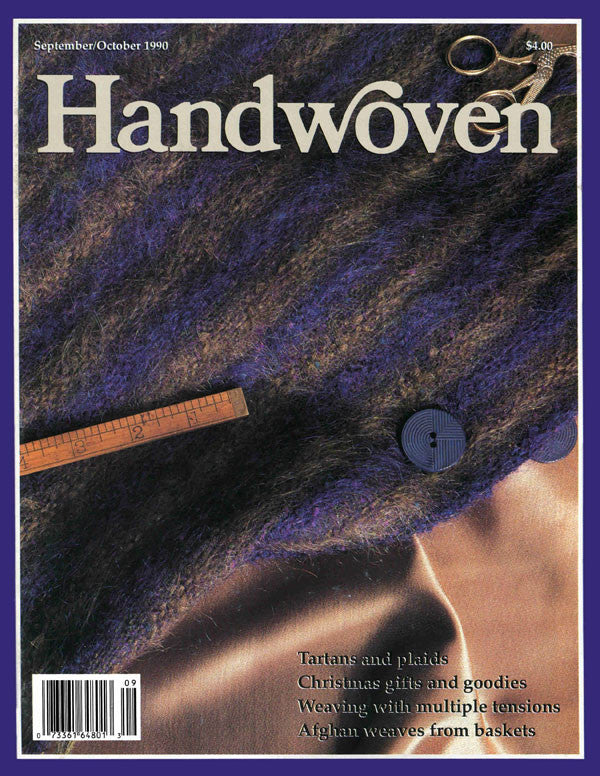 Handwoven, September/October 1990 Digital EditionImage