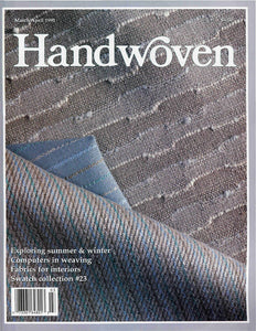 Handwoven, March/April 1991 Digital EditionImage