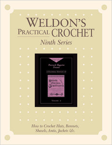 Weldon's Practical Crochet, Ninth Series eBookImage