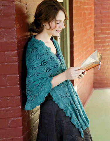 Lady Russell Shawl Knitting Pattern DownloadImage