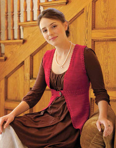 Emma's Overdress Knitting Pattern DownloadImage