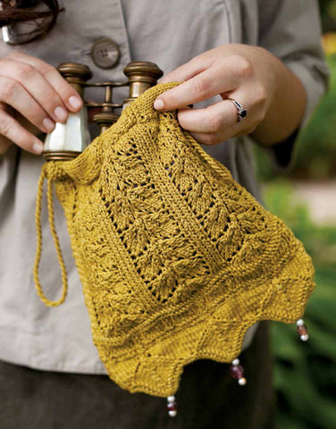 Netherfied Evening Bag Knitting Pattern DownloadImage