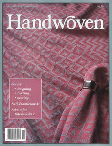 Handwoven, November/December 1992 Digital EditionImage